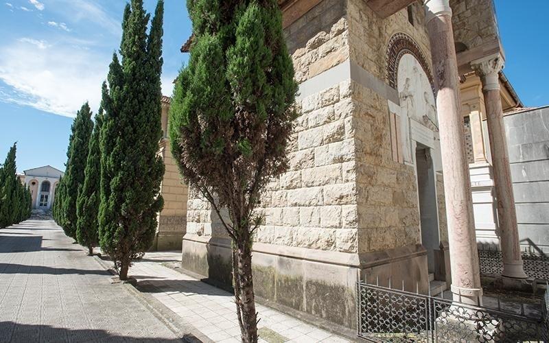 Sistemazioni storiche Camposanto