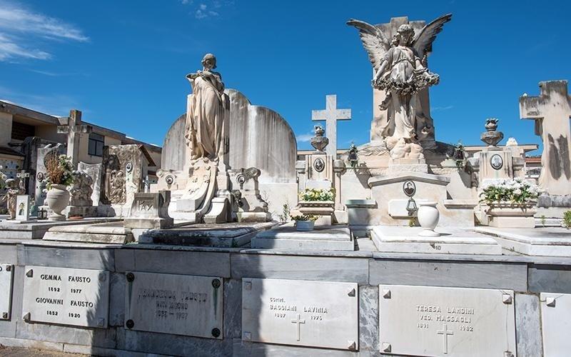 Realizzazioni storiche Camposanto