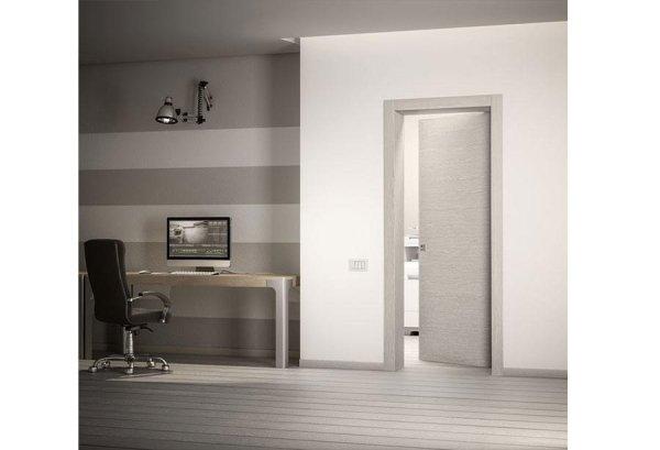 Porte e scorrevoli bagnacavallo ra linea ambienti - Porte interne contemporanee ...