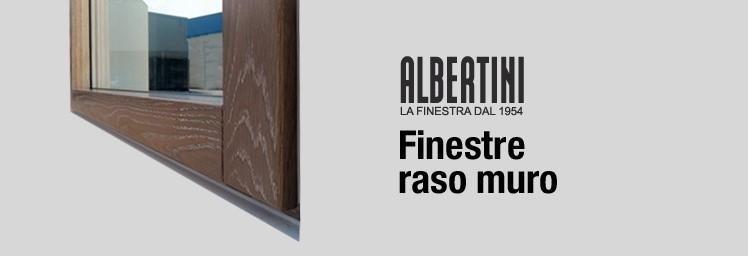 finestre in legno/alluminio