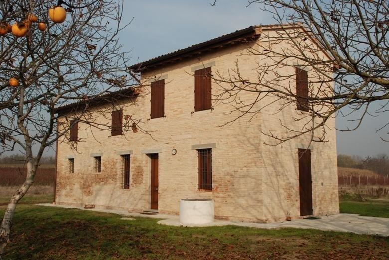 villa privata - San Severo di Cotignola