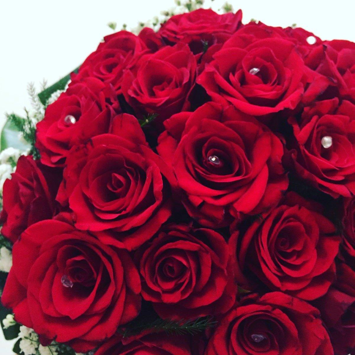 bouquet rose rosse