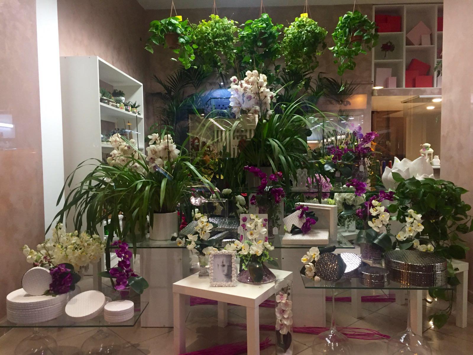 Composizioni floreali a Mercato San Severino