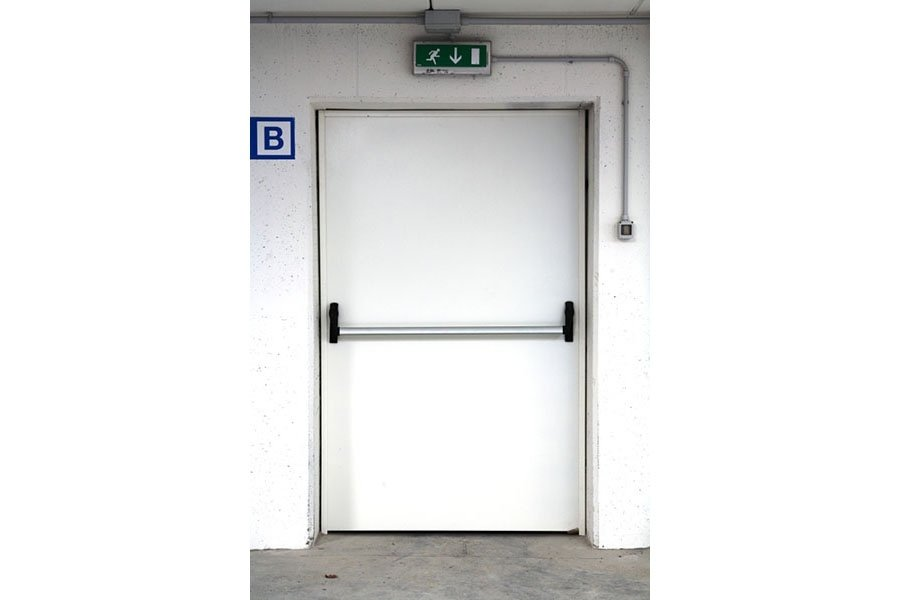 porta antipanico