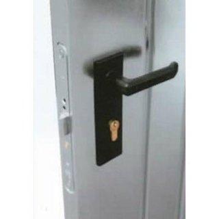 porta multiuso dettaglio maniglia