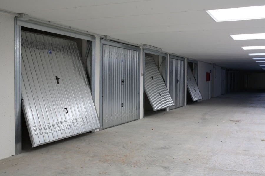 garage a scomparsa
