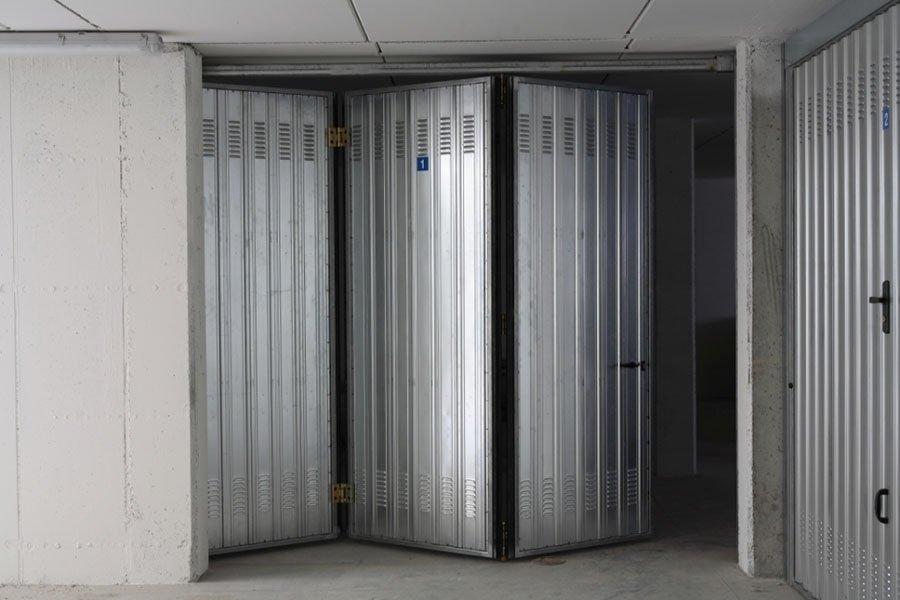 porte basculanti alluminio