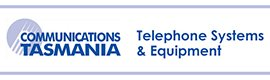 communications tasmania logo