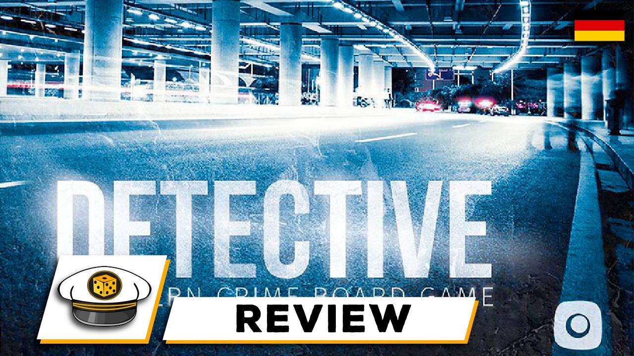 Detective Brettspiel