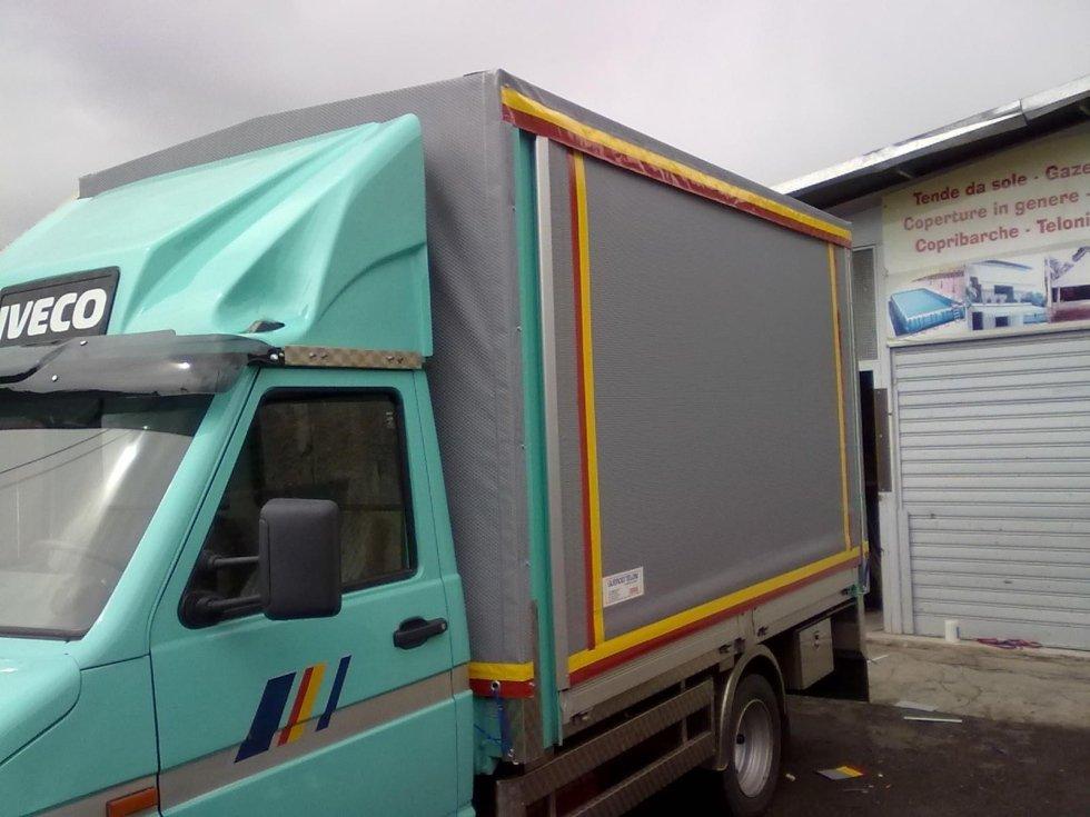 Telo per camion