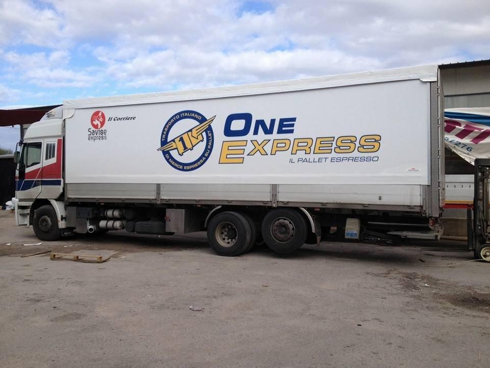 Telone per camion personalizzati