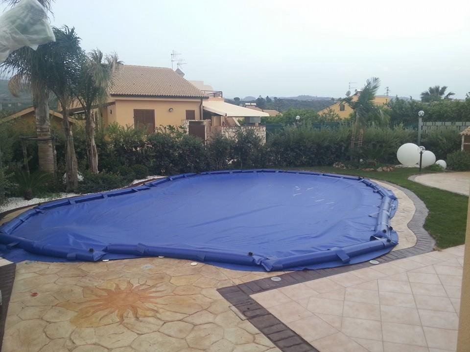 Copri piscina