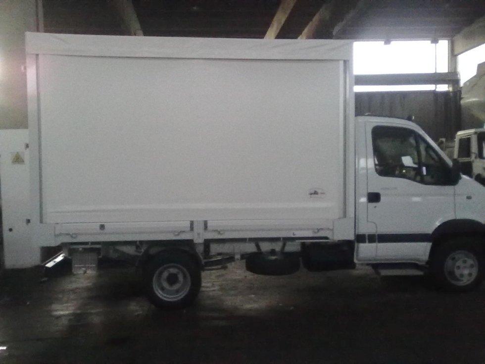 Telone camion