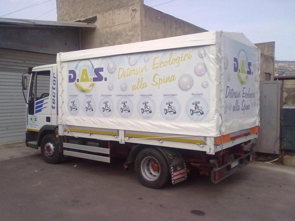 Telone per furgoni