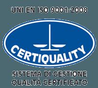 UNI EN ISO 90001: 2008
