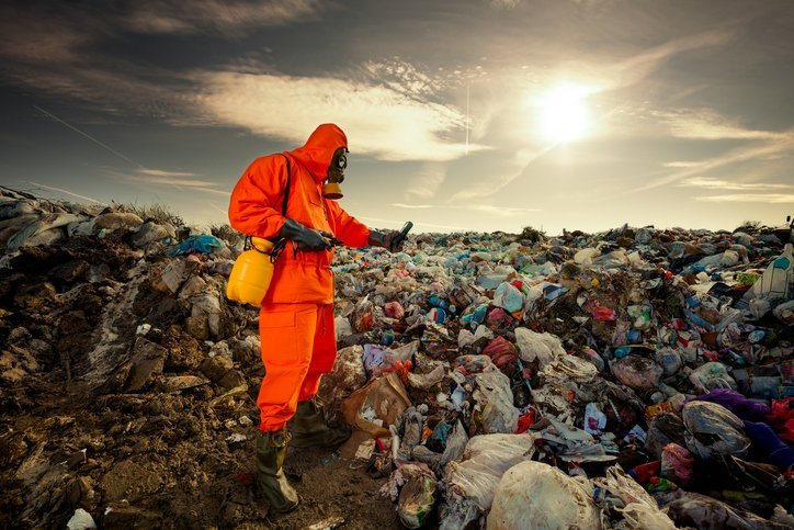 Landfill Cleaning Services