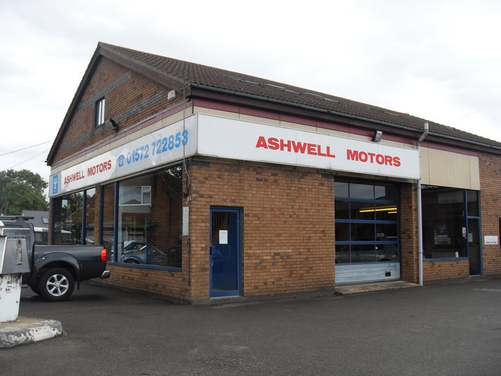 Our garage in oakham for top quality used car sales
