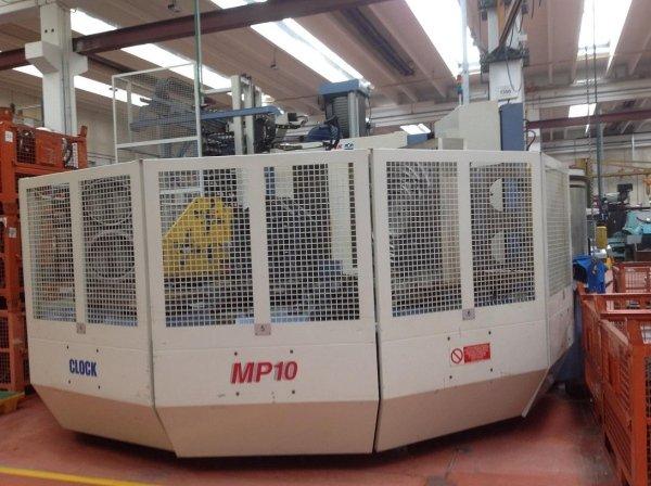 Centro di lavoro orizzontale MCM CLOCK 1200 MP10