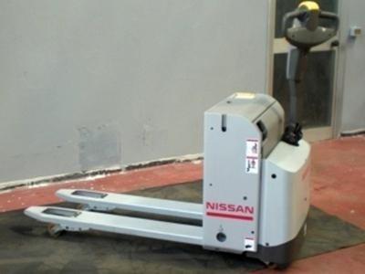 Nissan transpallet