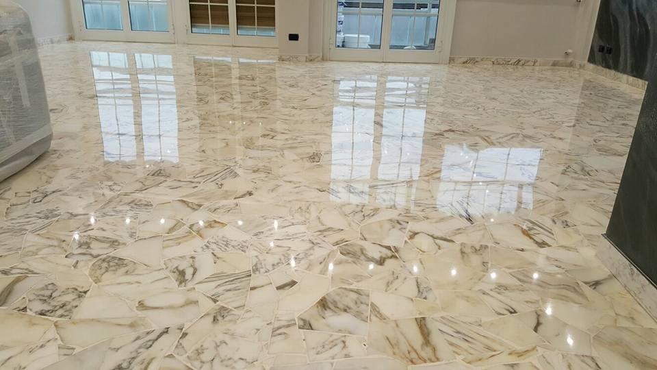 Finest visualizza tutto with pavimento alla genovese - Piastrelle tipo veneziana ...