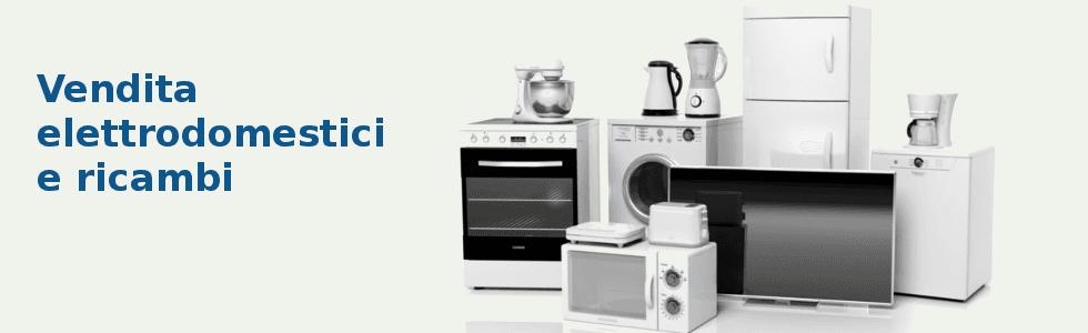 elettrodomestici, vendita, forno, televisori