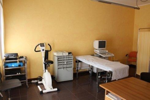 fisiokinesiterapia, medicina sportiva, riabilitazioni motorie, test da sforzo