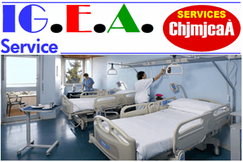 pulizia ospedali