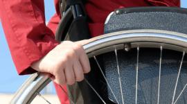 carrozzina per disabili. sedia a rotelle, vendita carrozzine