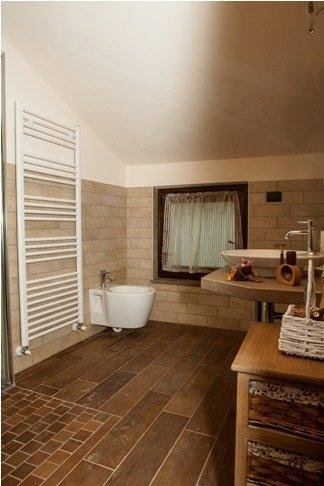 bagno stanza papavero