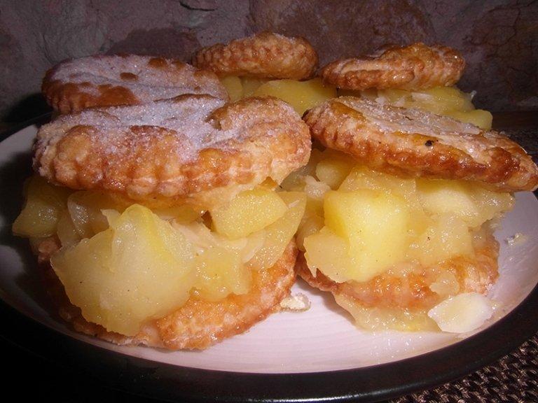 dolci con frutta
