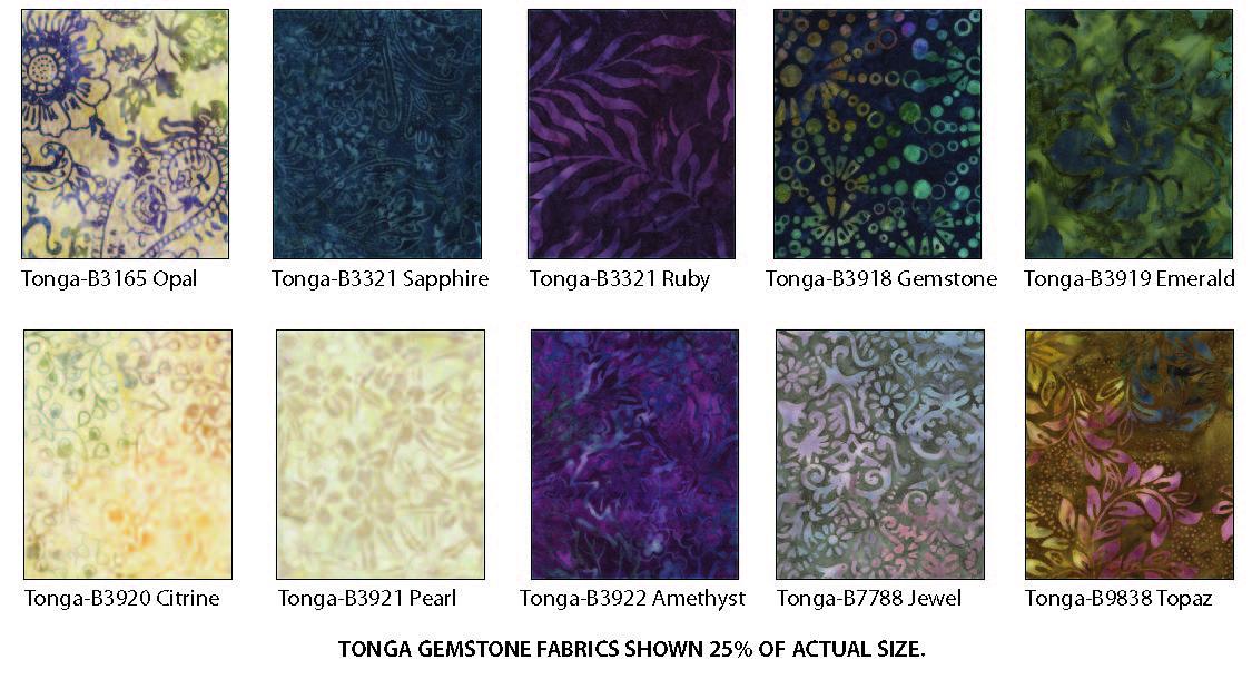 Gemstone Fabrics