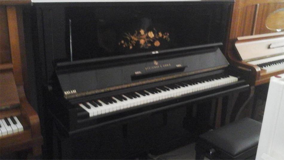 pianoforte Steinway & Sons, mokd k 131