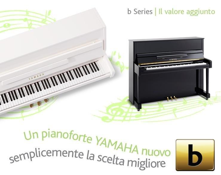 Pianoforti Yamaha Silent