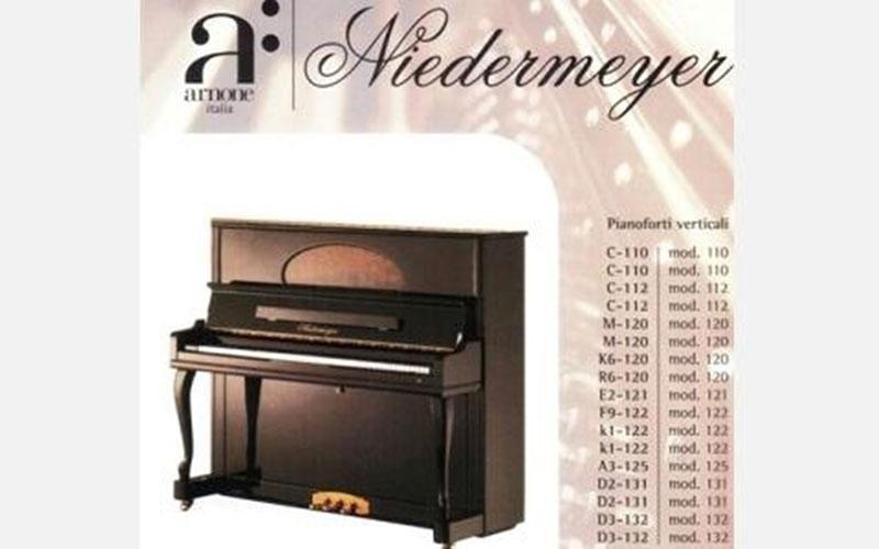 Niedermeyer 110 nero
