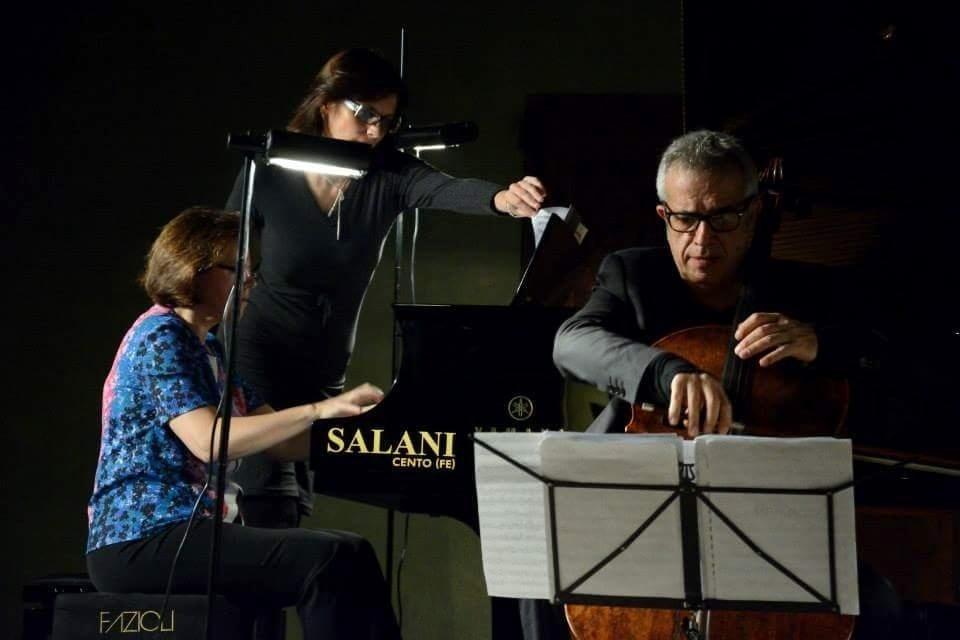 Concerto Giovanni Sollima e Kathryn Stott su CFX