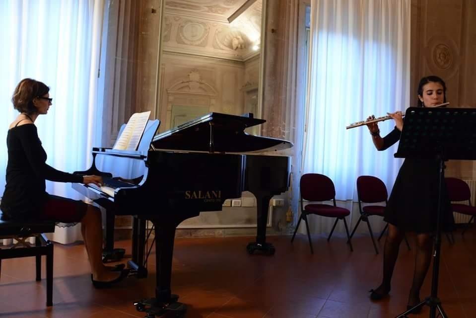 saggio scuola temporale violino pianoforte