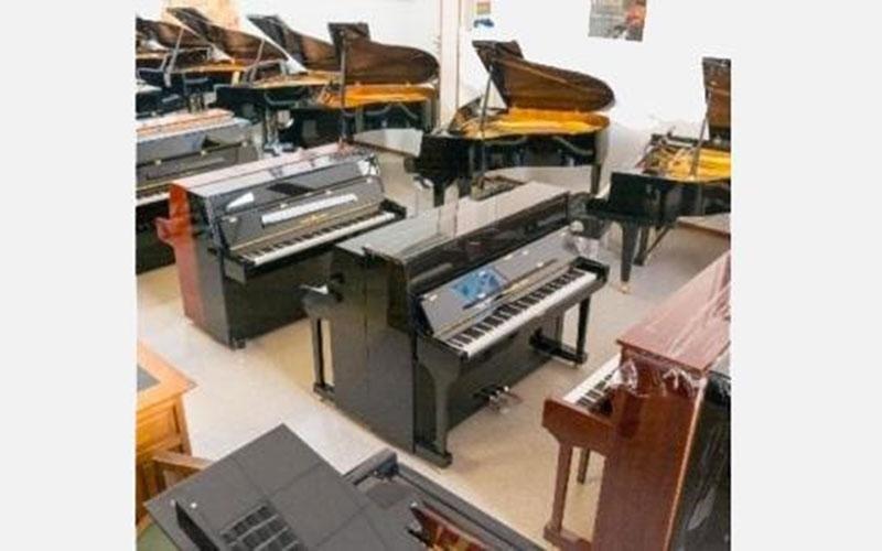 Salani Pianoforti è concessionario ufficiale della Yamaha, Kemble, Kawai, Schulze Pollmann, Petrof, Seiler, Niedermeyer