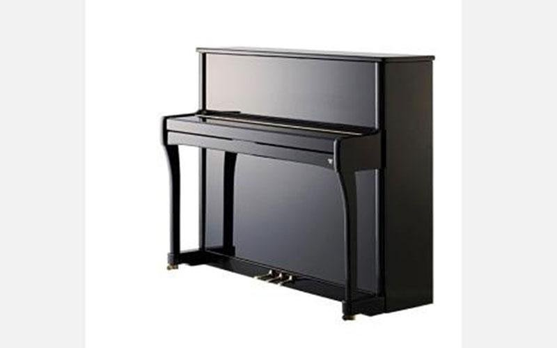 Pianoforte Seiler 116 nero