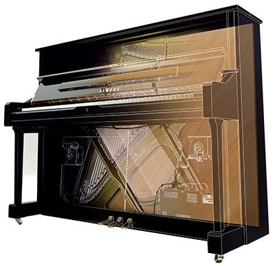Pianoforte U1TA