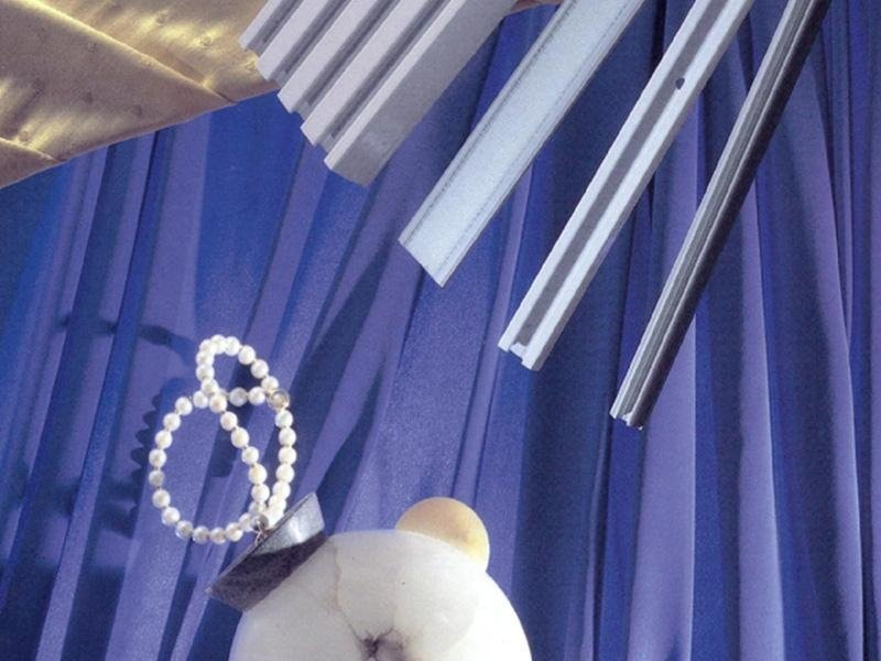 Curtain track sales