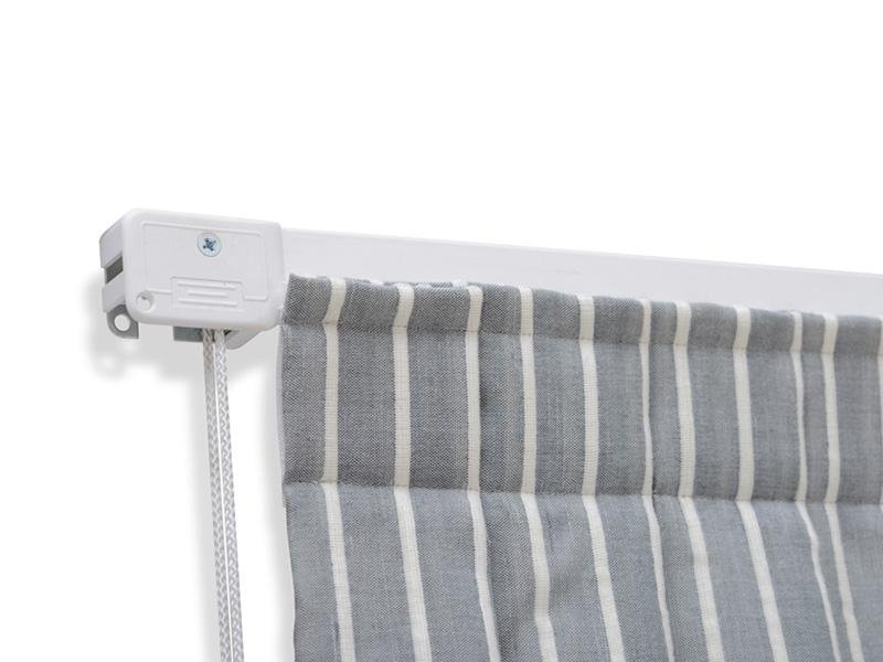 Curtain rails for the home