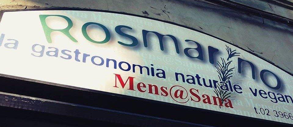 ROSMARINO GASTRONOMIA NATURALE E VEGANA - LOGO