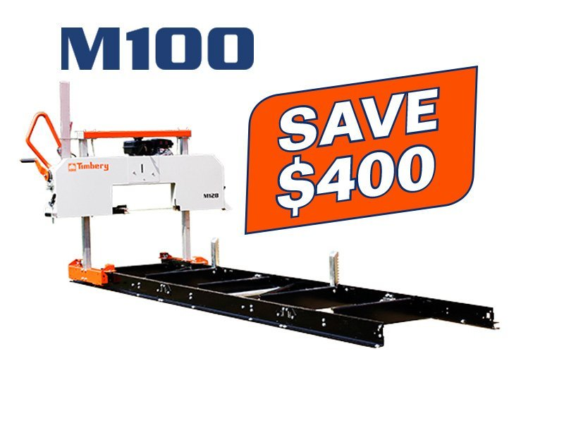 M100 Portable Band Mill