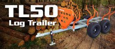 TL50 Log Trailer