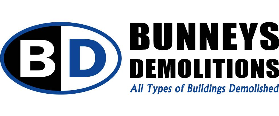bunneys demolitions logo