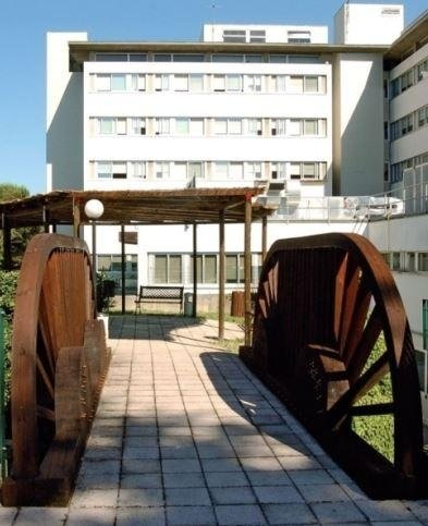 ingresso Casa di riposo Orsi Mangelli
