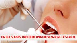 visite periodiche di controllo, visite dentistiche, prevenzione dentale