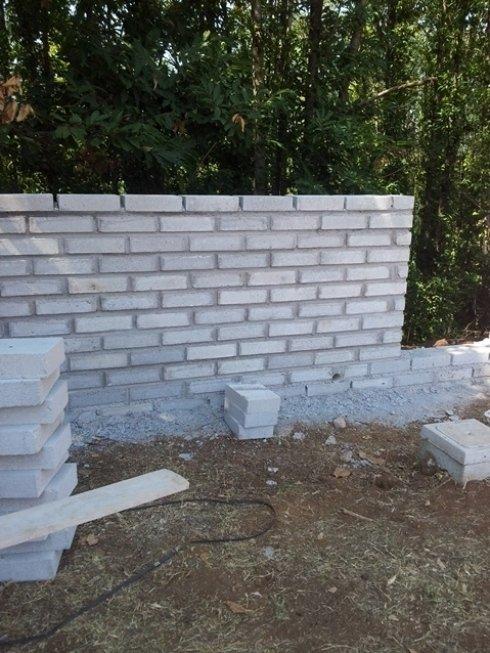 lavorazioni edili muro