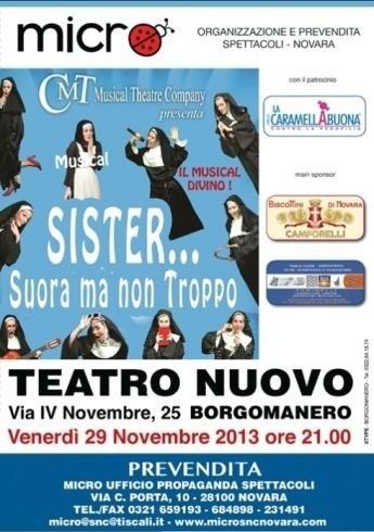 Sister Suora ma non troppo