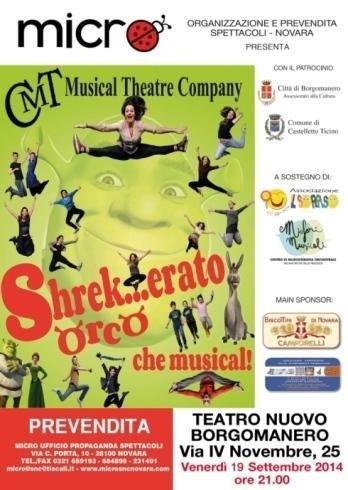 Shrekerato Orco Musical